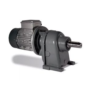 RC - Two or three stage helical gearboxes