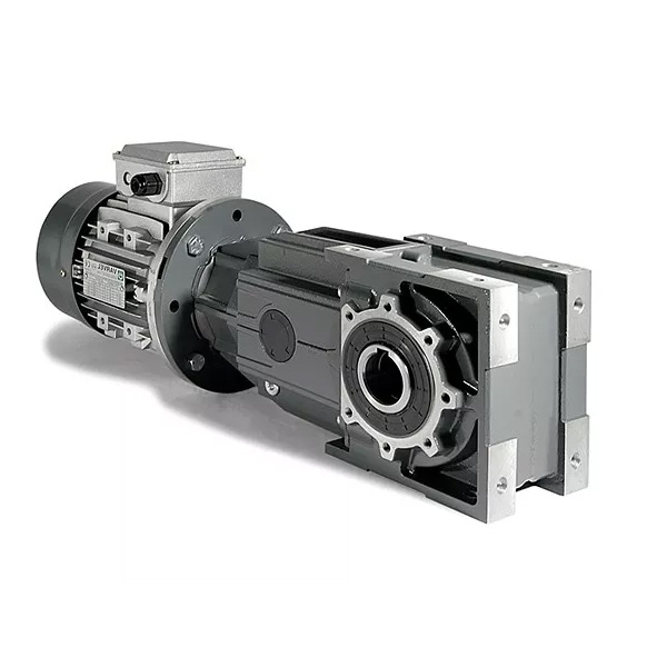RO - Bevel helical gearbox with in-line input